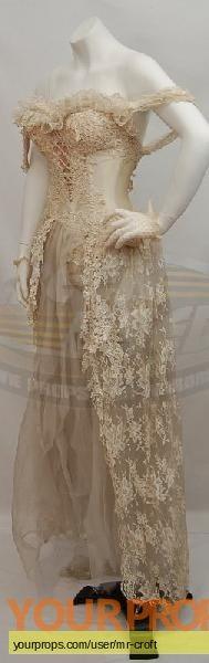 "Wedding dress worn by Daphne Zuniga as Princess Vespa in ""Spaceballs"" (1987)"