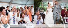 Lehigh Valley wedding reception by Philadelphia & Delaware wedding photographer Leslie Barbaro