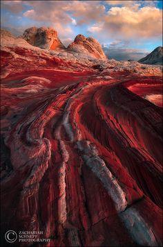 Planet Crimson   by Zack Schnepf (Arizona, US)