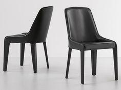 Bonaldo Lamina Dining Chair by Mauro Lipparini - Chaplins