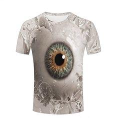 GUESS Tops Shirts Rundhals Top Shirt 2 Farben mit Motiv 100/% Baumwolle XS