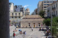 Monastiraki Square  http://discoveringathens.blogspot.gr/2013/06/monastiraki-square.html