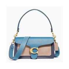 Leather Shoulder Bag, Shoulder Strap, Mini Crossbody Bag, Vintage Coach, Color Blocking, Coach Bags, 3 D, Dust Bag, Money