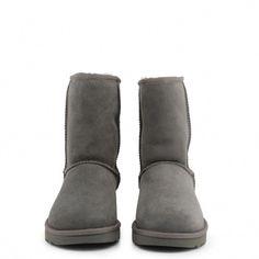 UGG ORIGINAL WOMEN'S ANKLE BOOT CLASSIC_SHORT_II_1016223_GREY #UggsBoots