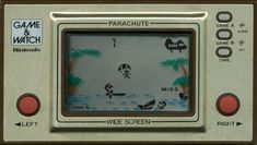 To know more about NINTENDO GAME & WATCH, visit Sumally, a social network that gathers together all the wanted things in the world! Featuring over other NINTENDO items too! Vintage Games, Vintage Toys, Retro Games, Parachute Games, Mega Drive Games, 80 Tv Shows, Antique Tea Sets, Old School Toys, Good Old Times