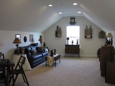 above garage room ideas   Plum Creek Village Home For Sale: BONUS ...