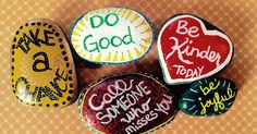 A blog about our project Word Rocks. We share rocks with positive words write on them all around the world.