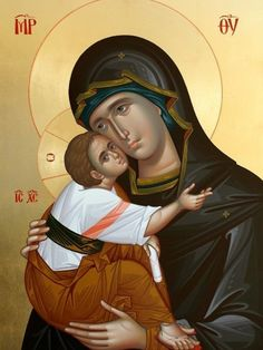 Panagia and the Christ Child