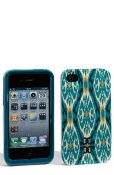 iphone case love- beautiful print/pattern via tory burch