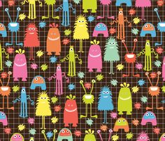 monster fabric $18.00