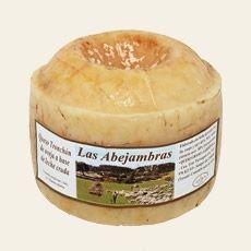 Las Abejambras - Tronchoncito Teruel Forma típica de tronchón. Elaborado con leche cruda de oveja.
