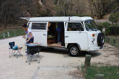 VW T2 Camper   Vintage Road Trips & Rentals