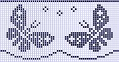 Resultado de imagen de intarsia and fair isle knitting charts on picasa web albums