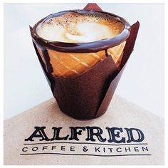 Alfred Coffee & Kitchen - these are a few of my favorite things