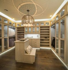 Modern Closet by Classy Closets #classyclosets #moderncloset #customcloset #closetideas #morethanclosets #masterclosetideas #mastercloset