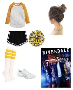 Asics, cheerleader, cheer and riverdale Cheer Costumes, Group Costumes, Cool Costumes, Cosplay Costumes, Costume Halloween, Halloween Costumes For Girls, Cheer Outfits, Cheerleading Outfits, Riverdale Halloween Costumes