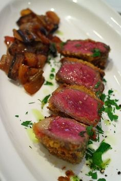 katsuretsu by dry aging beef