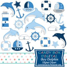 It's A Boy! and here's the way to celebrate that little sailors arrival - with this wonderful clipart made with that Little Man in mind. Perfect for use in scrapbooks, cards, invitations or other creative pieces, this clipart is commercial use Okay.     Each order will include 300 DPI .PNG and .JPG files for each individual clip art item. The .PNG format is on a transparent background and the .JPG format is on a white background. Watermark is on preview only.      See more of our Animal…
