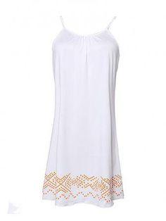 Women Beach Spaghetti Strap Casual Mini Dress