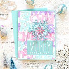 colored pencils card - Suzy Plantamura