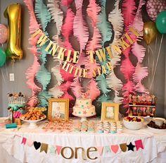 Cute fairytale birthday