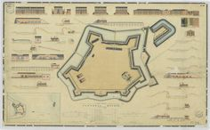 Here's a photo preview of Casemate Museum historian Robert Kelly's talk on the design and construction of historic Fort Monroe. Noon Wednesday at the Hampton History Museum. -- Mark St. John Erickson