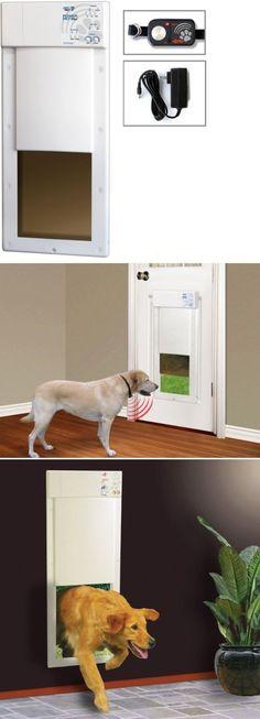 Doors And Flaps 116379 Petsafe Electronic Smartdoor Ppa11 10711 New