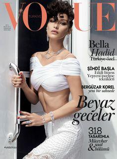 ExposureNY - News - Honey for Vogue Turkiye