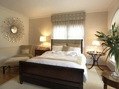 Traditional Bedroom -- Fiorella Design