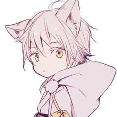 Anime Neko, Anime Cat Boy, Manga Anime, Anime Child, Anime Kawaii, Manga Boy, Anime Art, Neko Boy, Anime Characters Male