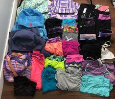 28 Piece Ivivva Lot Sweater, Shorts, Pants, Crops, Scarf | eBay