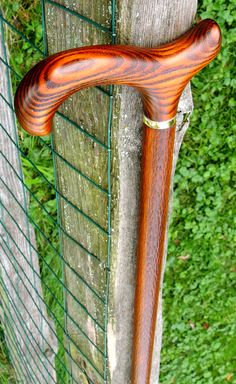 "Scorched Maple - Maple Shaft w/""Snakeskin"" Finish - Harvy Canes (from the Mark Dwyer Collection)"
