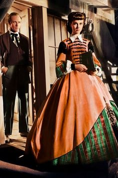 **Gone With The Wind (1939) Clark Gable, Vivien Leigh Directors: Victor Fleming, George Cukor - Southern spoiled brat does exactly what she wants to until the Civil War forces her to grow up.