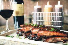 Bounty Hunter Rare Wine & Spirits Wine Blog: Bounty Hunter's Smokin' St. Louis Cut Rib Recipe