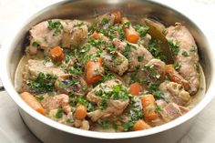 Irish Rabbit Stew