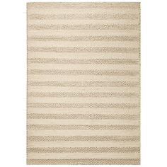 Casual Chic Winter White 7 ft. 6 in. x 9 ft. 6 in. Area Rug