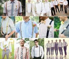 groomsmen attire for summer wedding   Groom's Blog   Groomsday