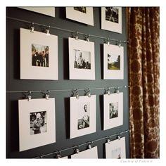 Framed | Creative Portrait Display Ideas
