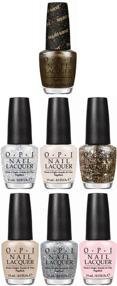 OPI- Oz:The Great and Powerful Nail Polishes Collection