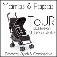 viva veltoro: Mamas & Papaps ToUR Lightweight Umbrella Stroller Review and Giveaway 10K/25KEpicGiveaway