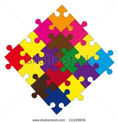 Color & Puzzle Color Puzzle, Playing Cards, Playing Card Games, Cards, Game Cards, Playing Card