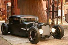 Source : bigboppa01 Hot Rod Rat Rod Chopper Bobber Cafe Racer Kustom Kulture vintage classic babes