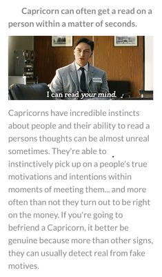 SO TRUE! I am very good at reading people. Capricorn Season, Capricorn Facts, Capricorn Quotes, Zodiac Signs Capricorn, Capricorn And Aquarius, Zodiac Sign Facts, My Zodiac Sign, Pisces Horoscope, Astrology Signs