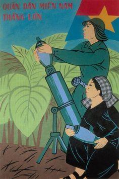 Vintage Vietnam poster – Vintage Images Download