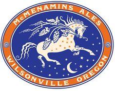 McMenamins Ales.. I love all the artwork at McMenamins!!