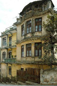中環,些利街,舊建築。