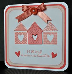 Inky Fingers: new home card