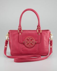 TORY BURCH SATCHEL: What an I say, I love some Tory!