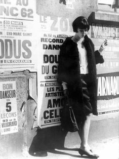 Jean-Luc Godard's Vivre sa vie traces the fate of Nana – played by the director's most famous muse Anna Karina – 1962