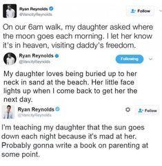 11 Hilarious Occasional Dark Humored Tweets From Ryan Reynolds Ryan Reynolds Funny Tweets Twitter Funny Ryan Reynolds